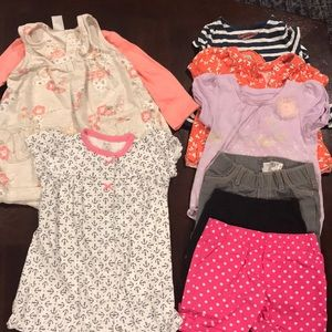 Other - Lot of 18 month baby girl clothes